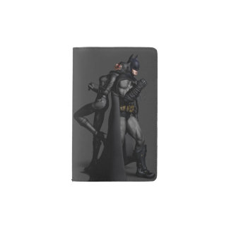 Batman Arkham City | Batman and Catwoman Pocket Moleskine Notebook