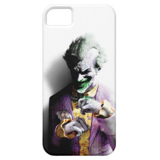 Batman Arkham City | Joker Barely There iPhone 5 Case