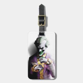 Batman Arkham City | Joker Luggage Tag