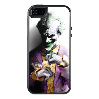Batman Arkham City | Joker OtterBox iPhone 5/5s/SE Case