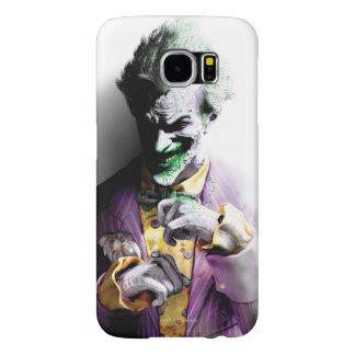 Batman Arkham City | Joker Samsung Galaxy S6 Cases