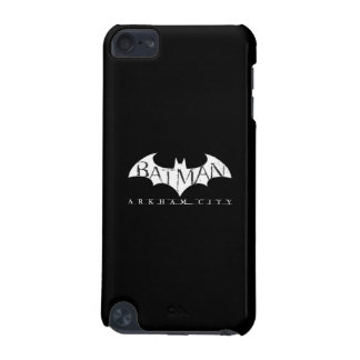 Batman Arkham City Label White iPod Touch (5th Generation) Cover