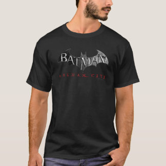 Batman Arkham City Logo T-Shirt