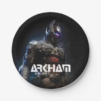 Batman   Arkham Knight 7 Inch Paper Plate