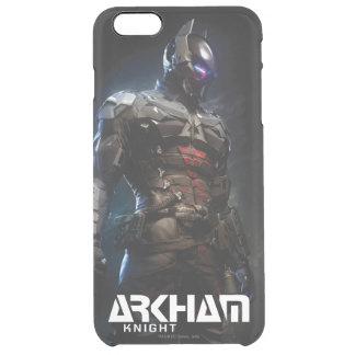 Batman | Arkham Knight Clear iPhone 6 Plus Case