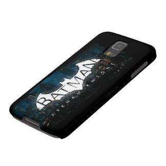 Batman Arkham Knight Gotham Logo Cases For Galaxy S5