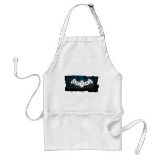 Batman Arkham Knight Gotham Logo Standard Apron