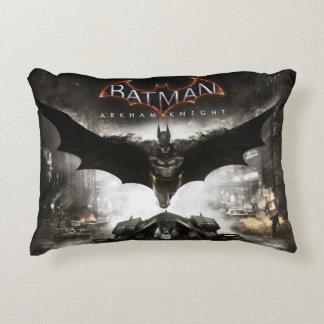 Batman Arkham Knight Key Art Decorative Cushion