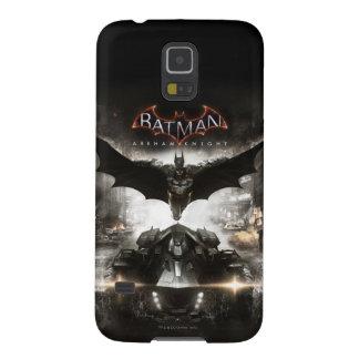 Batman Arkham Knight Key Art Galaxy S5 Cases