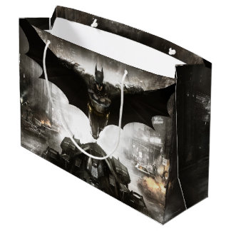 Batman Arkham Knight Key Art Large Gift Bag