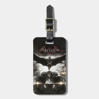 Batman Arkham Knight Key Art Luggage Tag