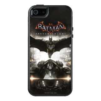 Batman Arkham Knight Key Art OtterBox iPhone 5/5s/SE Case