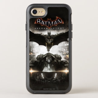 Batman Arkham Knight Key Art OtterBox Symmetry iPhone 8/7 Case
