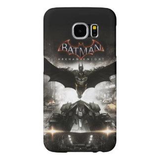 Batman Arkham Knight Key Art Samsung Galaxy S6 Cases