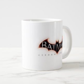 Batman Arkham Knight Logo Large Coffee Mug