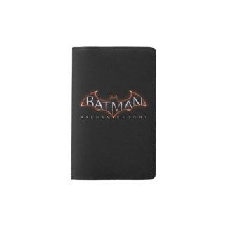 Batman Arkham Knight Logo Pocket Moleskine Notebook