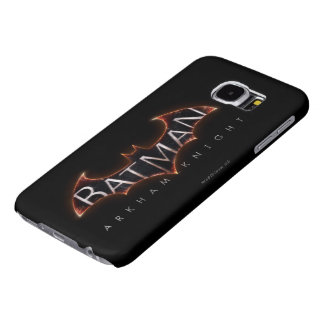 Batman Arkham Knight Logo Samsung Galaxy S6 Cases