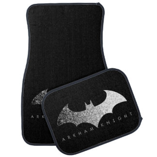 Batman Arkham Knight Pixel Logo Floor Mat