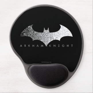 Batman Arkham Knight Pixel Logo Gel Mouse Mat