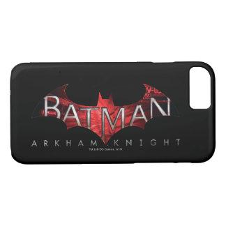Batman Arkham Knight Red Logo iPhone 7 Case
