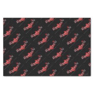 Batman Arkham Knight Red Logo Tissue Paper