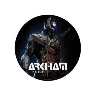 Batman | Arkham Knight Round Clock