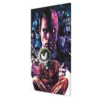 Batman - Arkham Unhinged #11 Cover Canvas Print