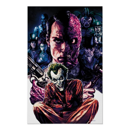 Batman - Arkham Unhinged #11 Cover Poster