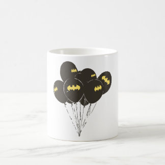 Batman Balloons Basic White Mug