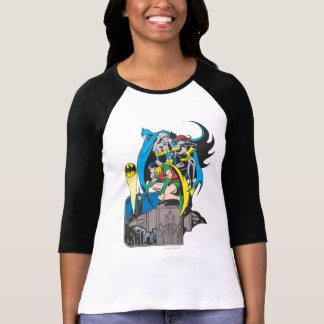 Batman Batgirl Robin Shirts