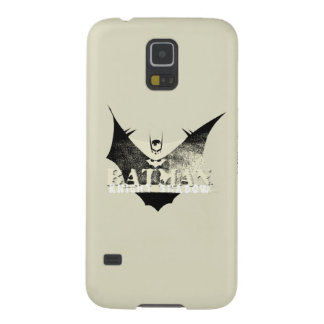 Batman Black and Tan Cases For Galaxy S5