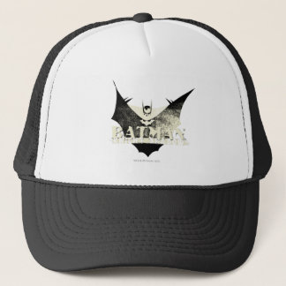Batman Black and Tan Trucker Hat