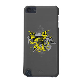 Batman Black and Yellow Collage iPod Touch (5th Generation) Case