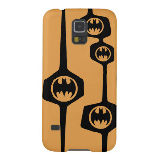 Batman Black Orange Frame Galaxy S5 Covers