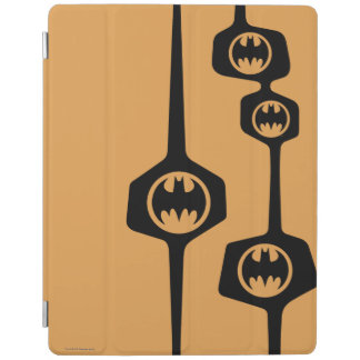 Batman Black Orange Frame iPad Cover