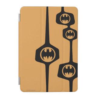 Batman Black Orange Frame iPad Mini Cover