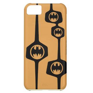 Batman Black Orange Frame iPhone 5C Case