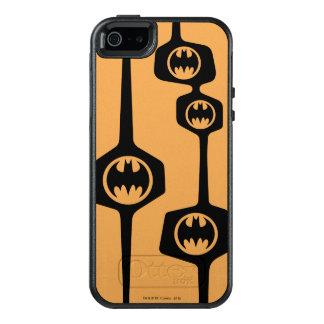 Batman Black Orange Frame OtterBox iPhone 5/5s/SE Case