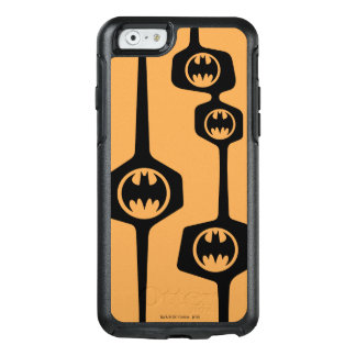 Batman Black Orange Frame OtterBox iPhone 6/6s Case