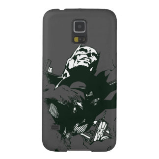 Batman Black & White Graffiti Stencil Galaxy S5 Case