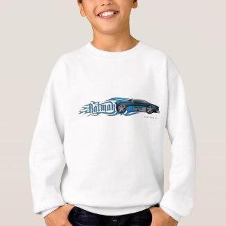 Batman | Blue Batmobile Logo Sweatshirt