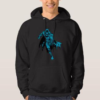 Batman Blue Hoodie