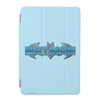 Batman | Blue Name Logo iPad Mini Cover