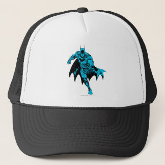 Batman Blue Trucker Hat