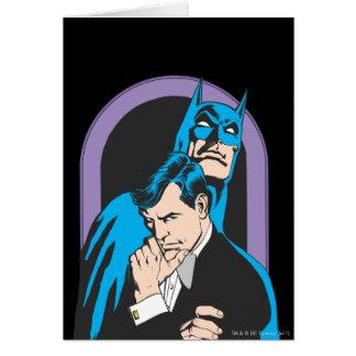 Batman/Bruce Card