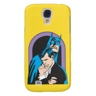 Batman/Bruce Galaxy S4 Case