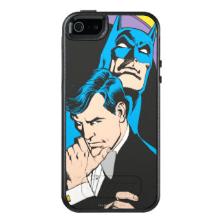 Batman/Bruce OtterBox iPhone 5/5s/SE Case