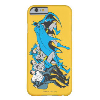 Batman/Bruce Transformation Barely There iPhone 6 Case