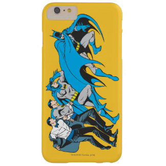 Batman/Bruce Transformation Barely There iPhone 6 Plus Case