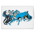 Batman/Bruce Transformation Card